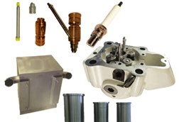 GE Jenbacher - Spare Parts and Consumables